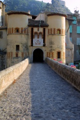 Fortifications d_Entrevaux