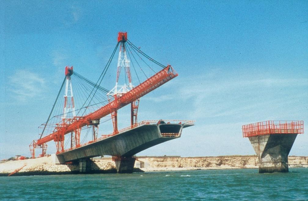 Ponts Et Viaducs Ponts A Voussoirs Ile De Re La